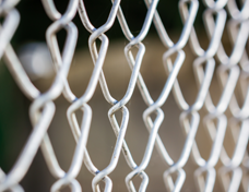 Chain Link Fences - The Fence Store - image-content-galvanized-chain-link