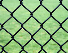 Chain Link Fences - The Fence Store - image-content-vinyl-chain-link